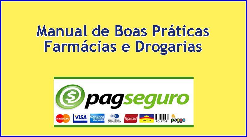 Manual de Boas Práticas em Farmácias e Drogarias