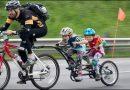Um ciclista é um desastre para a economia do país
