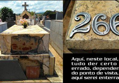 Túmulo da Família Morais Moraes em Boa Esperança
